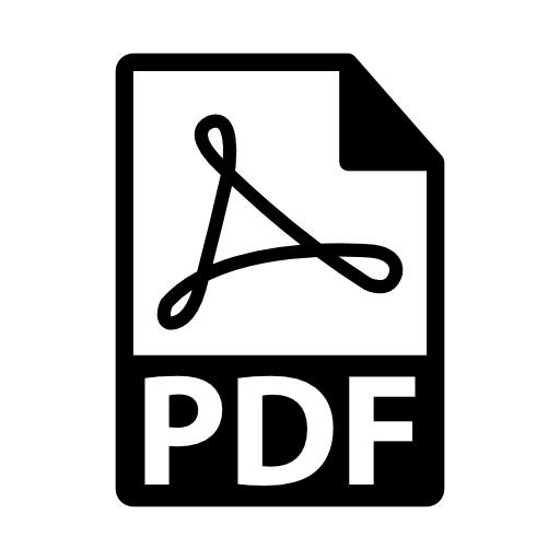 Bulletin information regional 2018